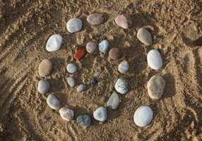 Stones in sand: Akashic Wisdom with Suzanne West